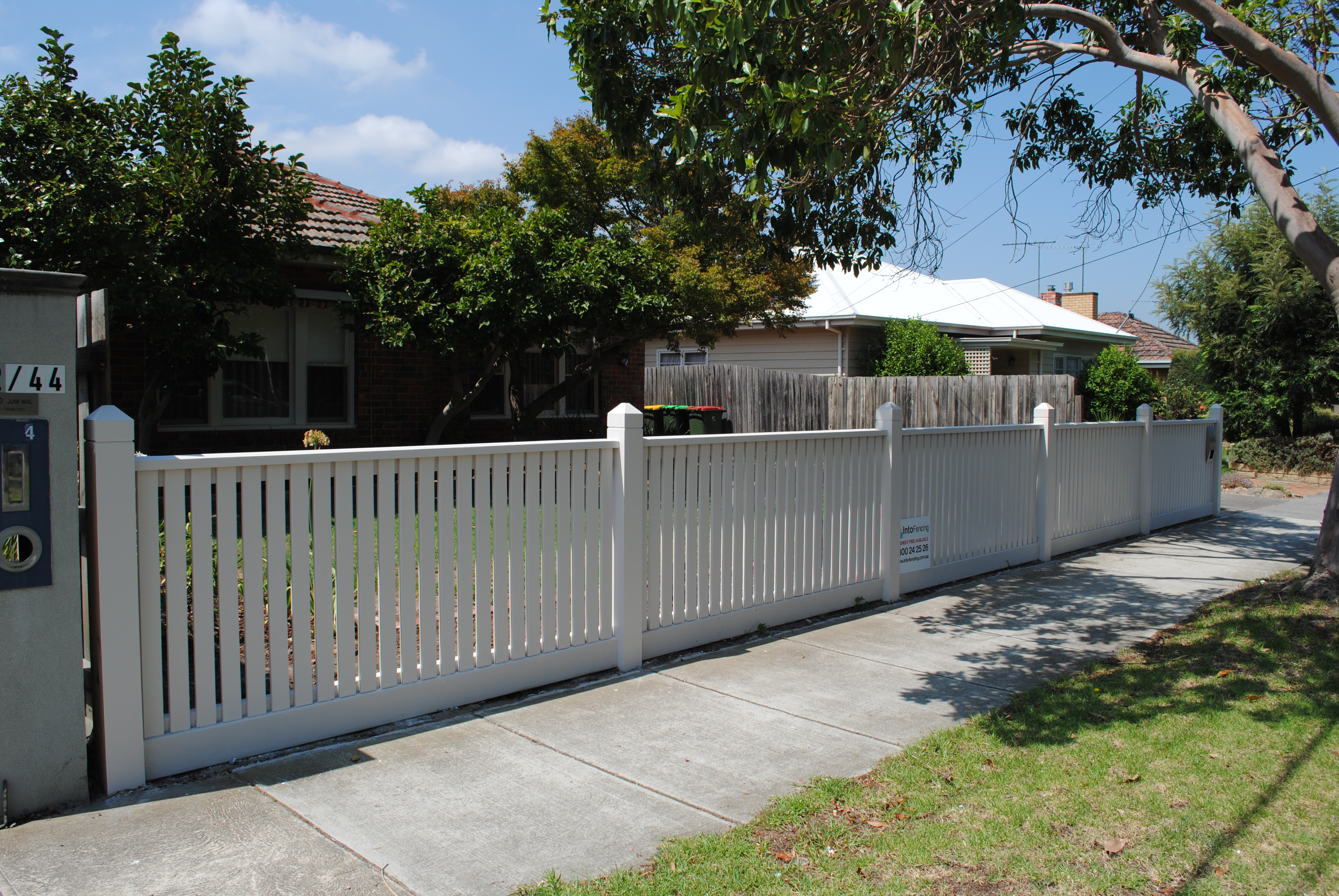 Image Result For Fence In A Box