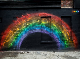 X-Rainbow (Arc) by SHOK-1