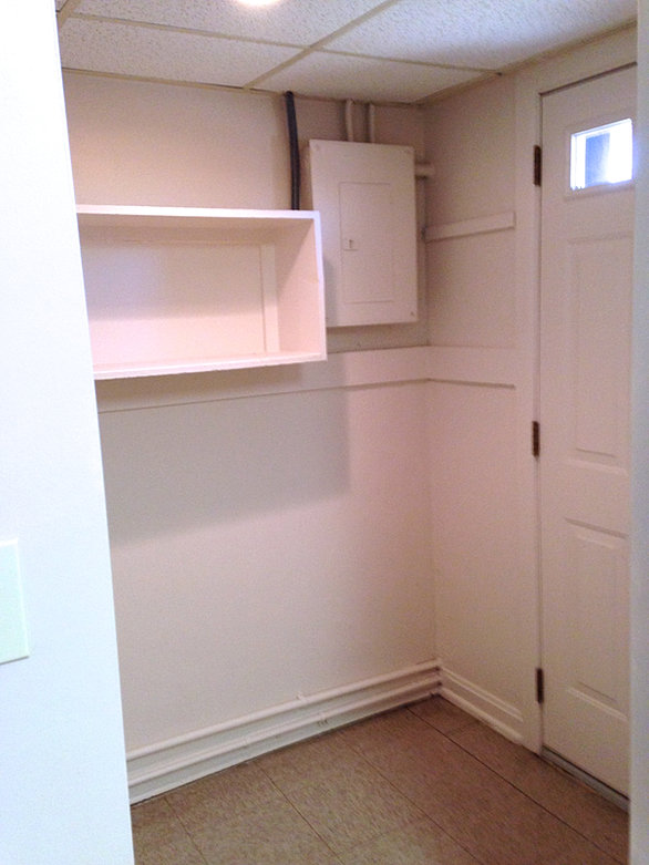 Pantry / Storage Area