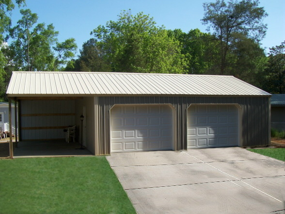 Turner building systems lexington south carolina post for Garage 24x30