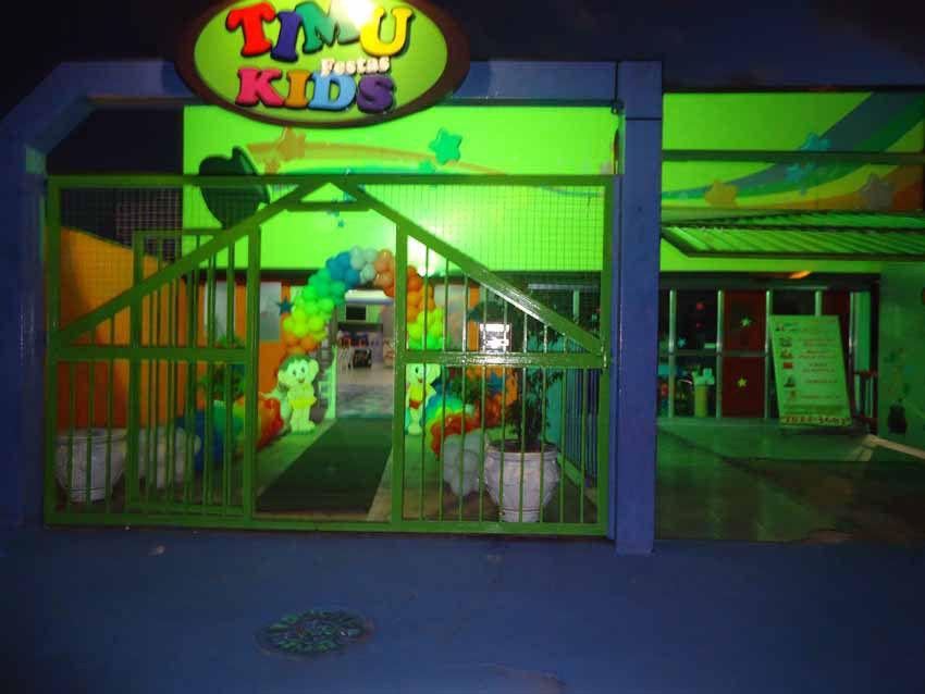 Salão Infantil Frente