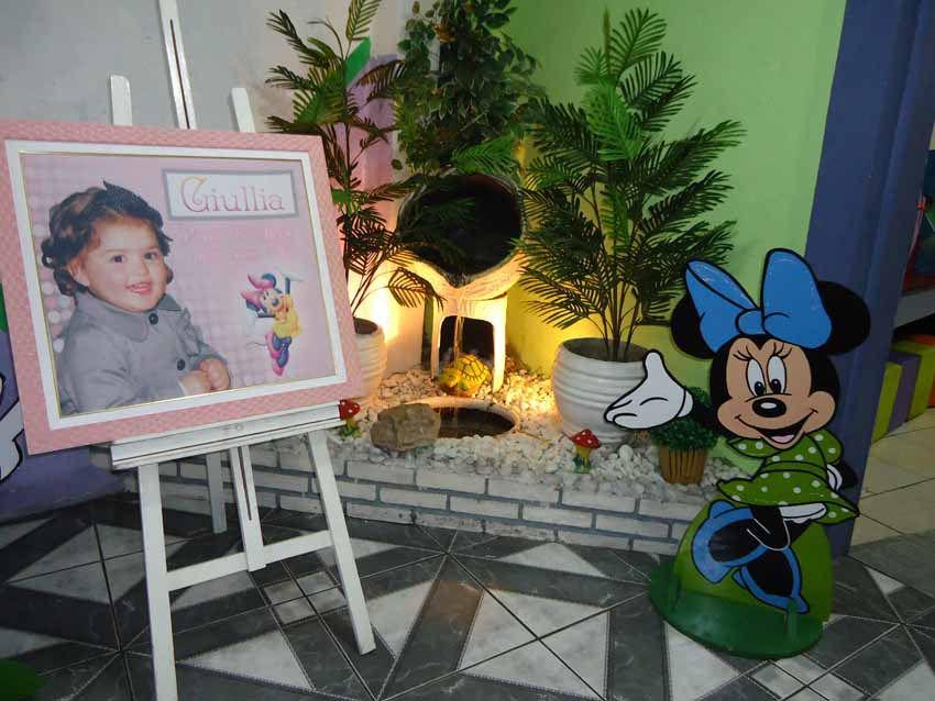 Salão Infantil Foto