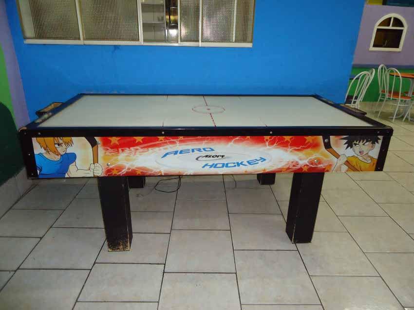 Salão Infantil Jogos
