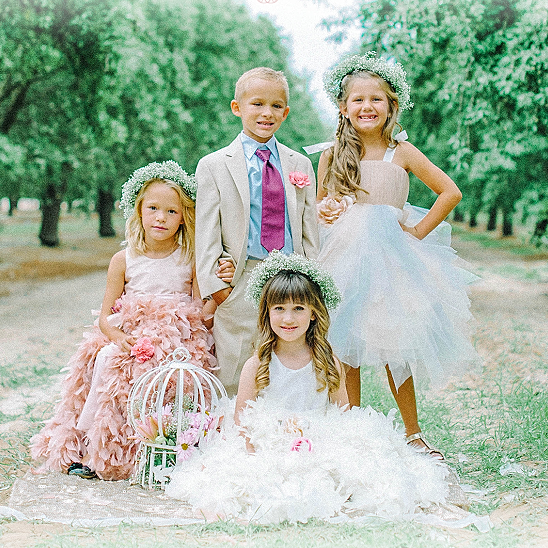 Amalee Accessories  Couture Flower Girl Dresses