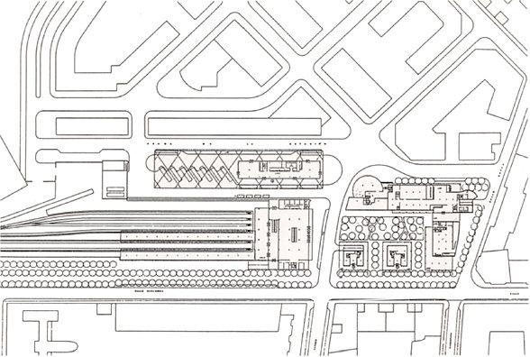 Pem n y franco arquitectos zaragoza ferroviario huesca - Arquitectos huesca ...