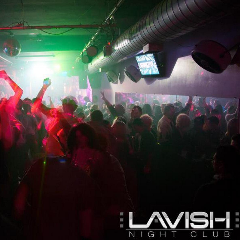 Lavish Nightclub Elevate Rooftop Patio