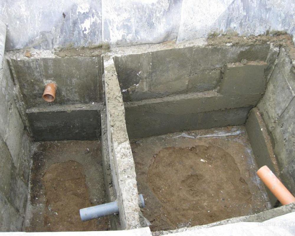 Как сделать канализация в частном доме схема