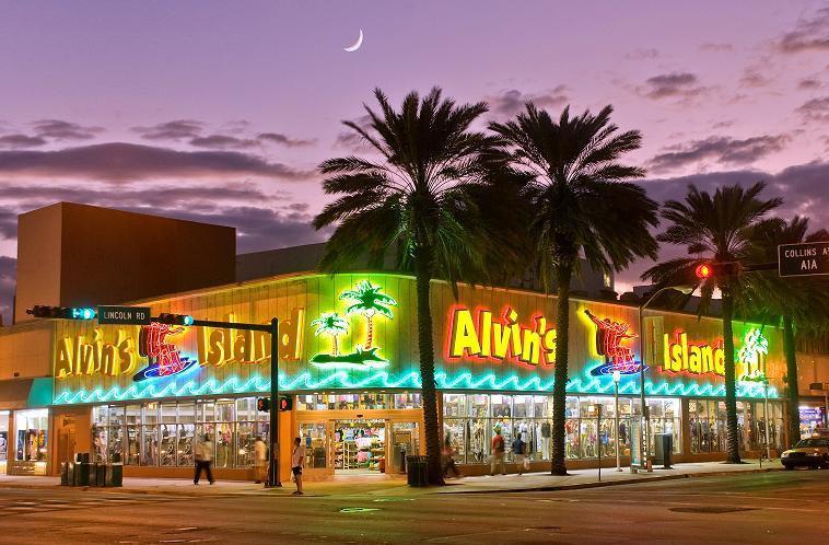 Alvin S Island Pensacola Beach