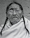 Old Indian Man, New Mexico, 1982