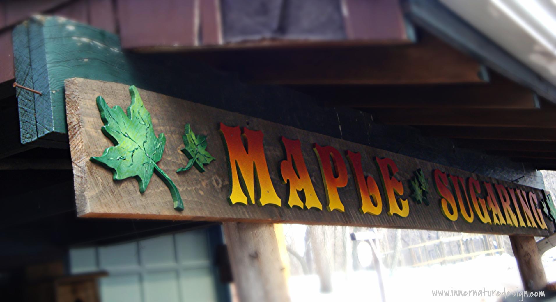 Backyard Maple Sugaring | Inner Nature Design | Interior ...