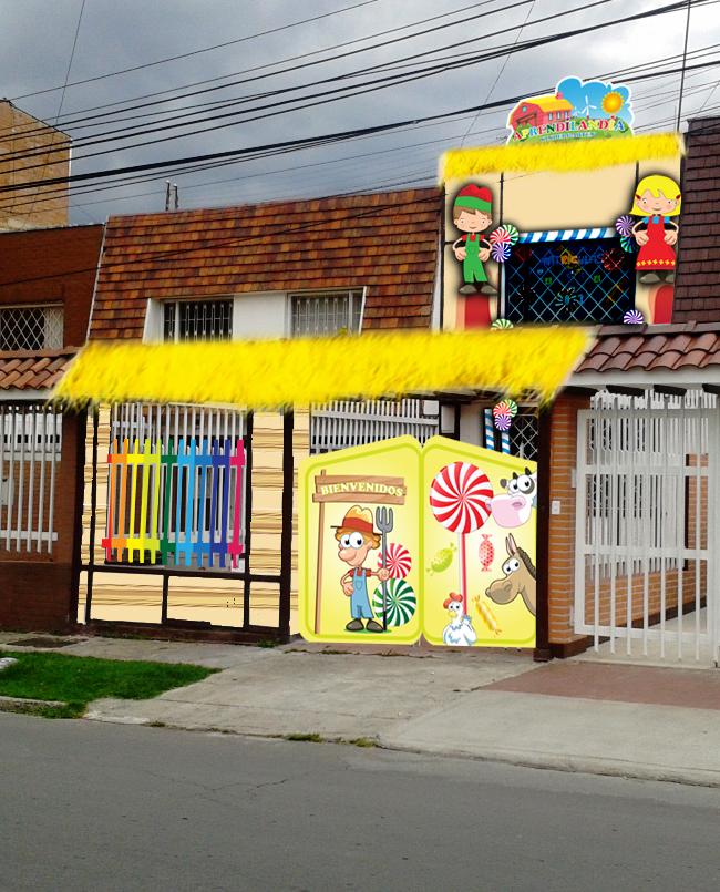 Aprendilandia kindergarten jardin infantil preescolar for Cascanueces jardin infantil bogota