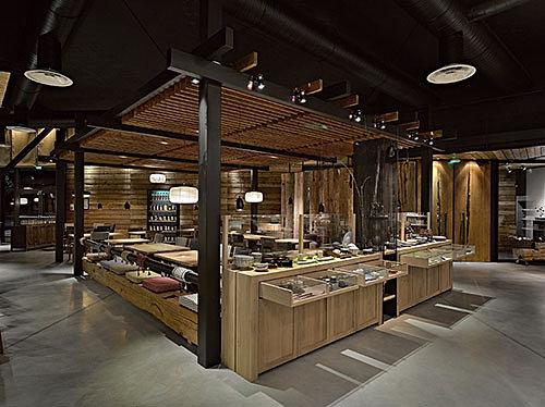Concept store japonais - Store japonais design ...