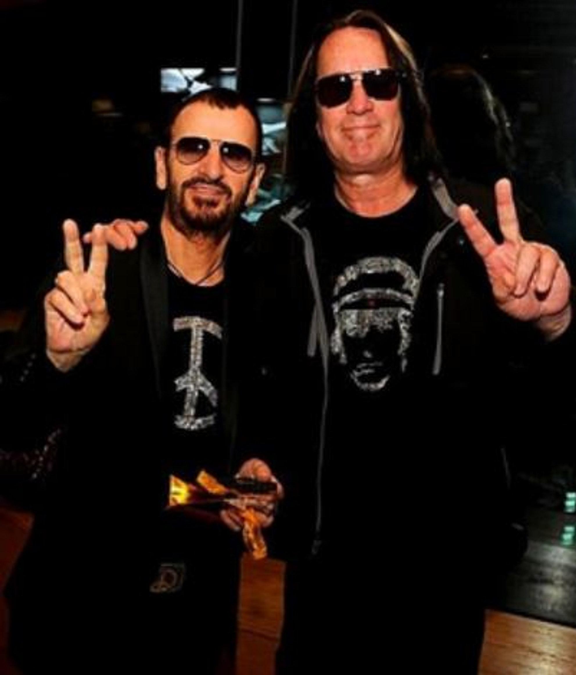 Ringo Starr & Todd Rundgren