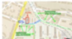 mapa ALTADENT