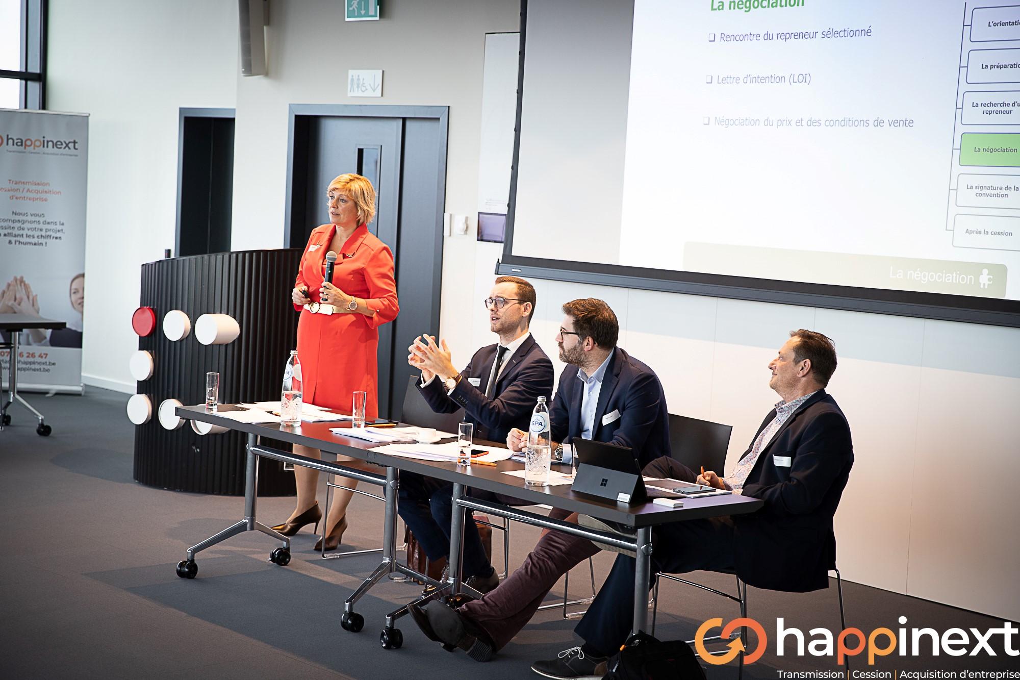 Cession & Acquisition d'entreprises Nathalie Brognaux