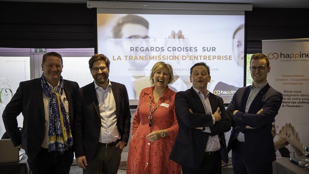 Lonhienne & Associés, sowacess, Centrius, IGRETEC et Happinext : Cession et acquisition d'entreprise