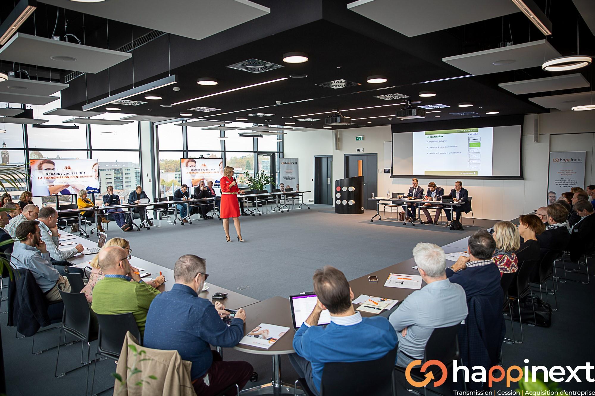Happinext Transmission, Cession et Acquisition d'entreprise Sowaccess