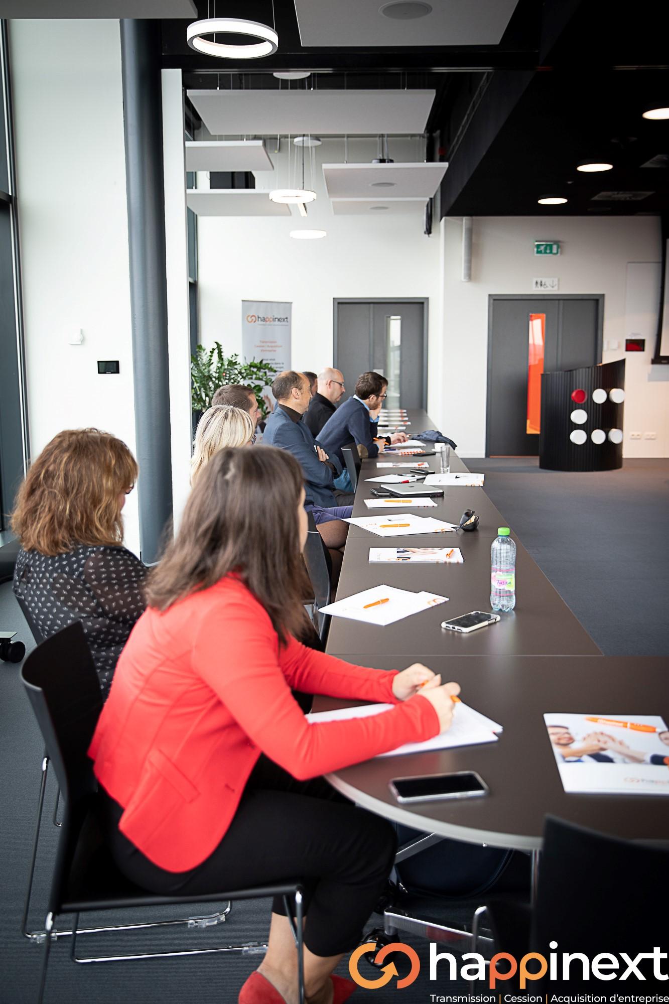 Cession, Acquisition, Transmission d'entreprise Happinext Wallonie Belgique