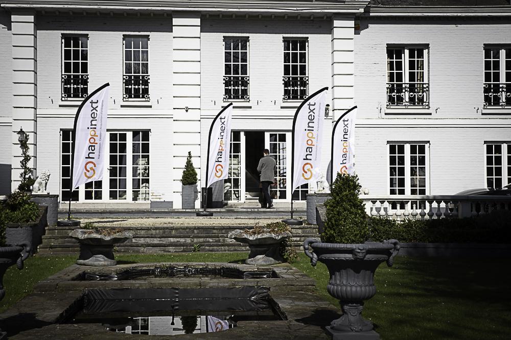 Conférence Happinext au Petit Versailles Gosselies (Hainaut-Wallonie-Belgique)