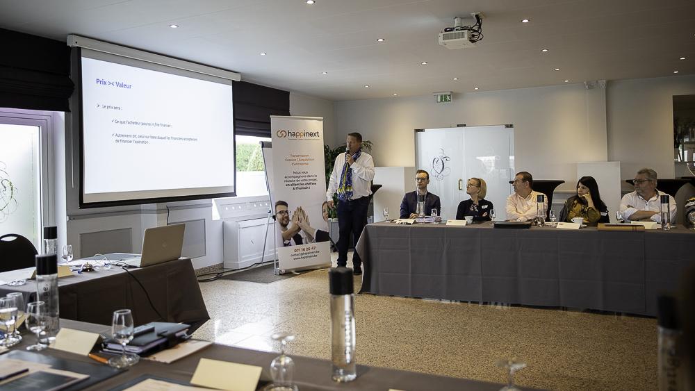 sowacess, Centrius, IGRETEC, Lonhienne & Associés, Happinext : vendre ou acheter une entreprise