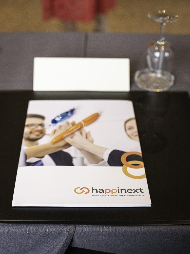 Happinext Cession - Acquisition - Transmission d'entreprise Hainaut