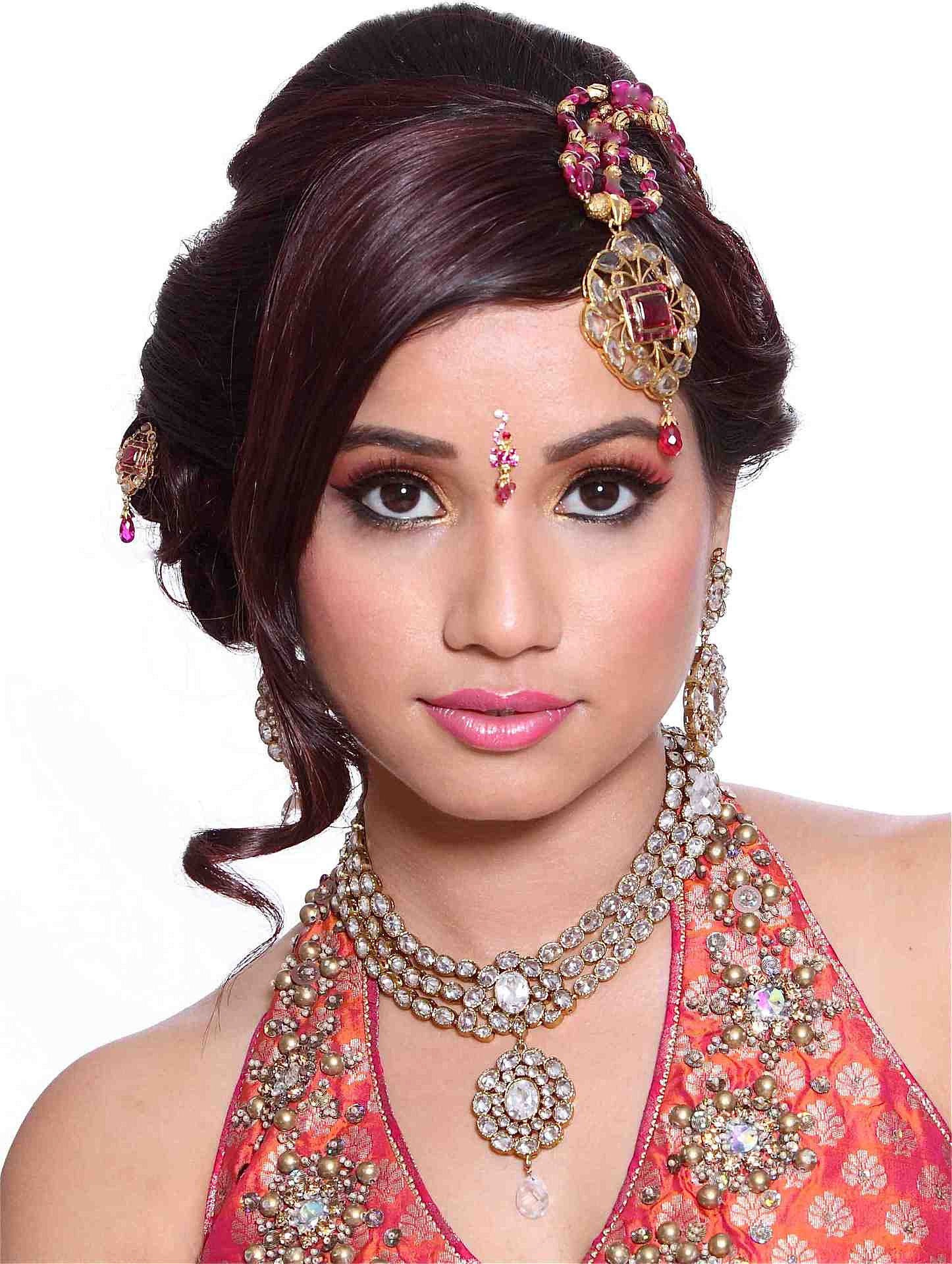 Asian Bridal Makeup artist London Asian bridal makeup ...