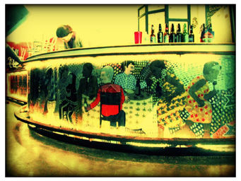 Mural on Bar