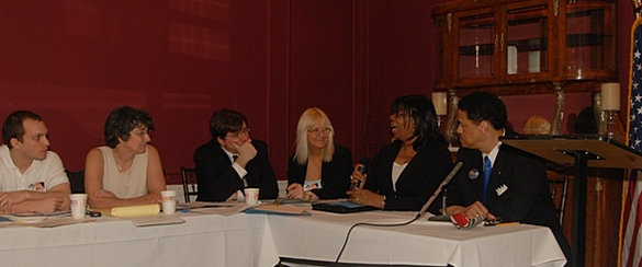 Distinguished Panel on Capitol Hill