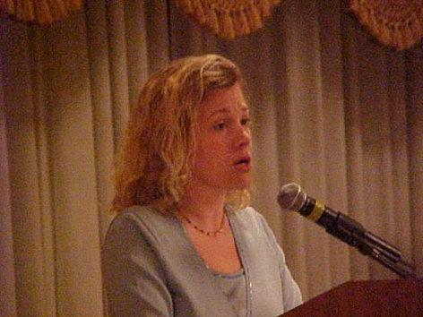 Keynote by Attorney Jesselyn Radack