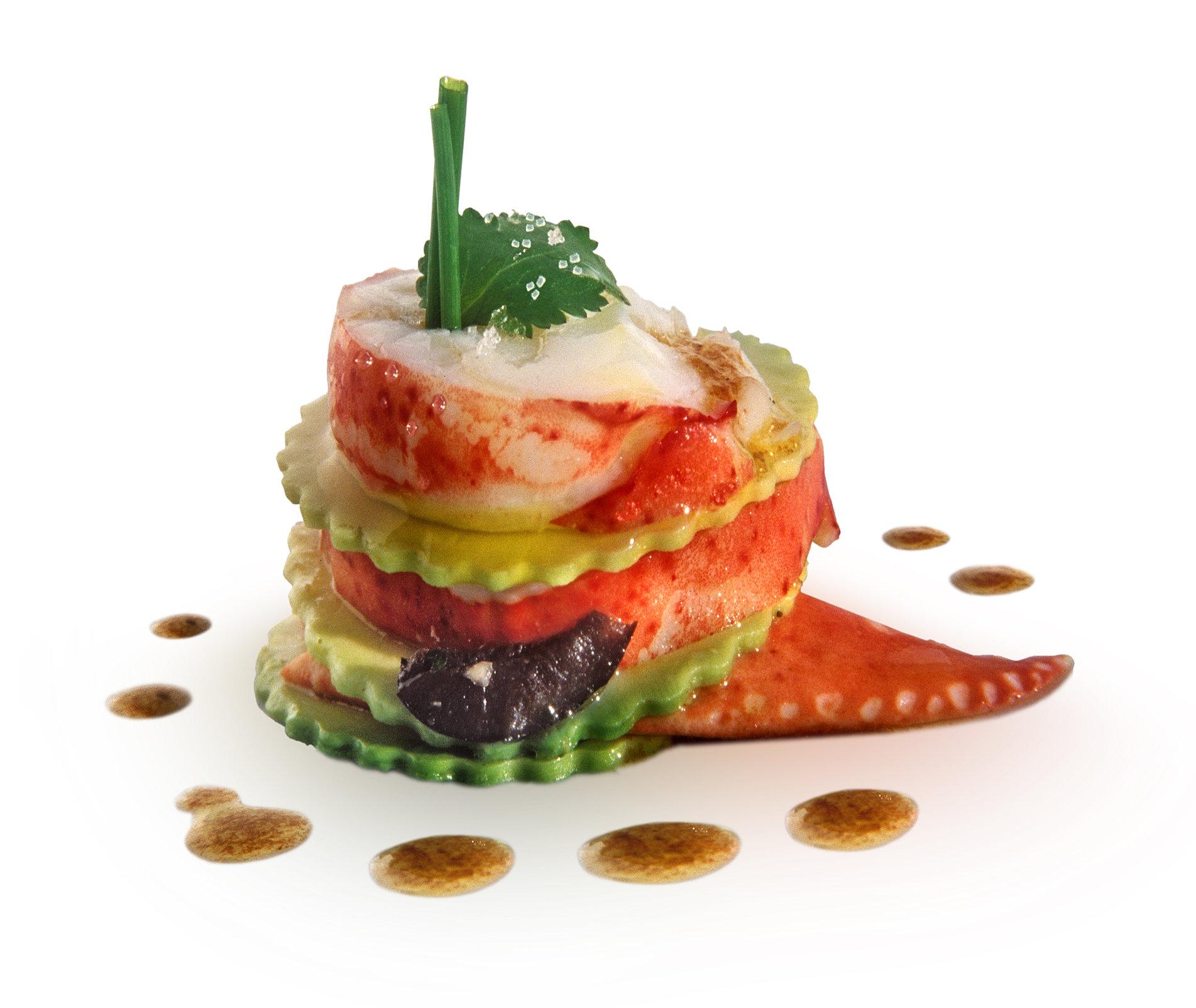 L 39 amuse bouche votre traiteur gastronomique gen ve et for Entree gastronomique originale