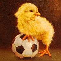 """""""Soccer Chick"""""""