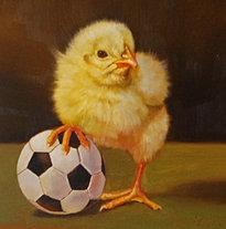 """Soccer Chick II"""