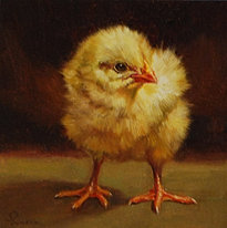 """Just Hatched - Baby Chick 1"""