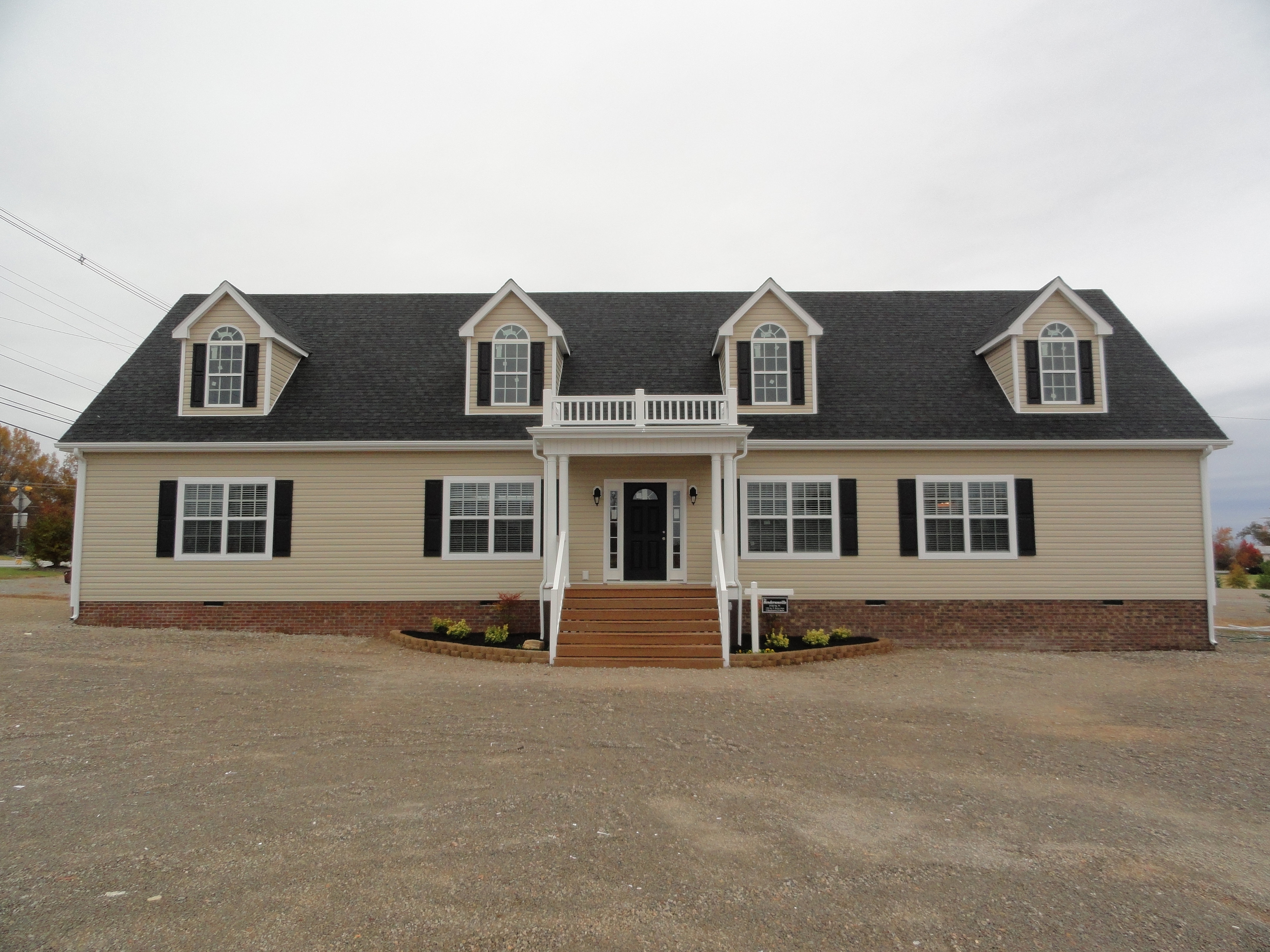 Premiere homes premiere homes modular home land for Acreage home builders