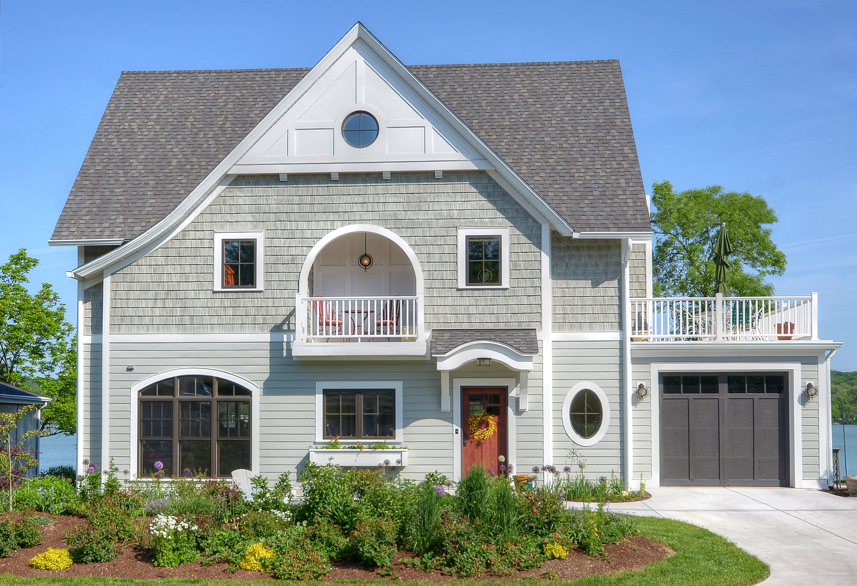 Jeremy Hartline Wisconsin residential rchitect - ^