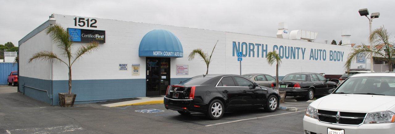 North county auto body for Coast to coast motors north freeway