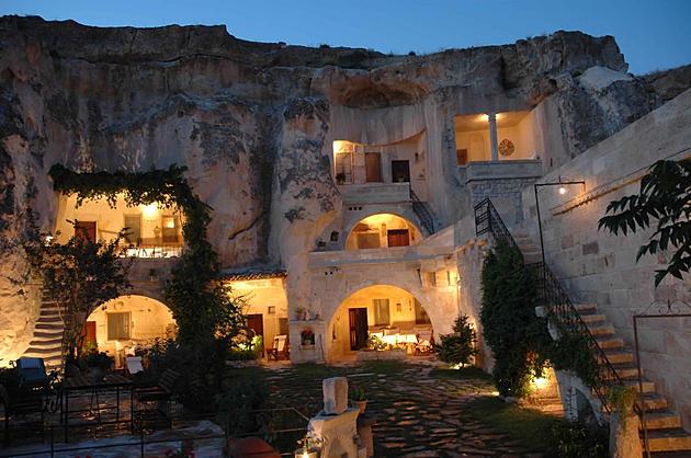 Los hoteles mas raros del mundo