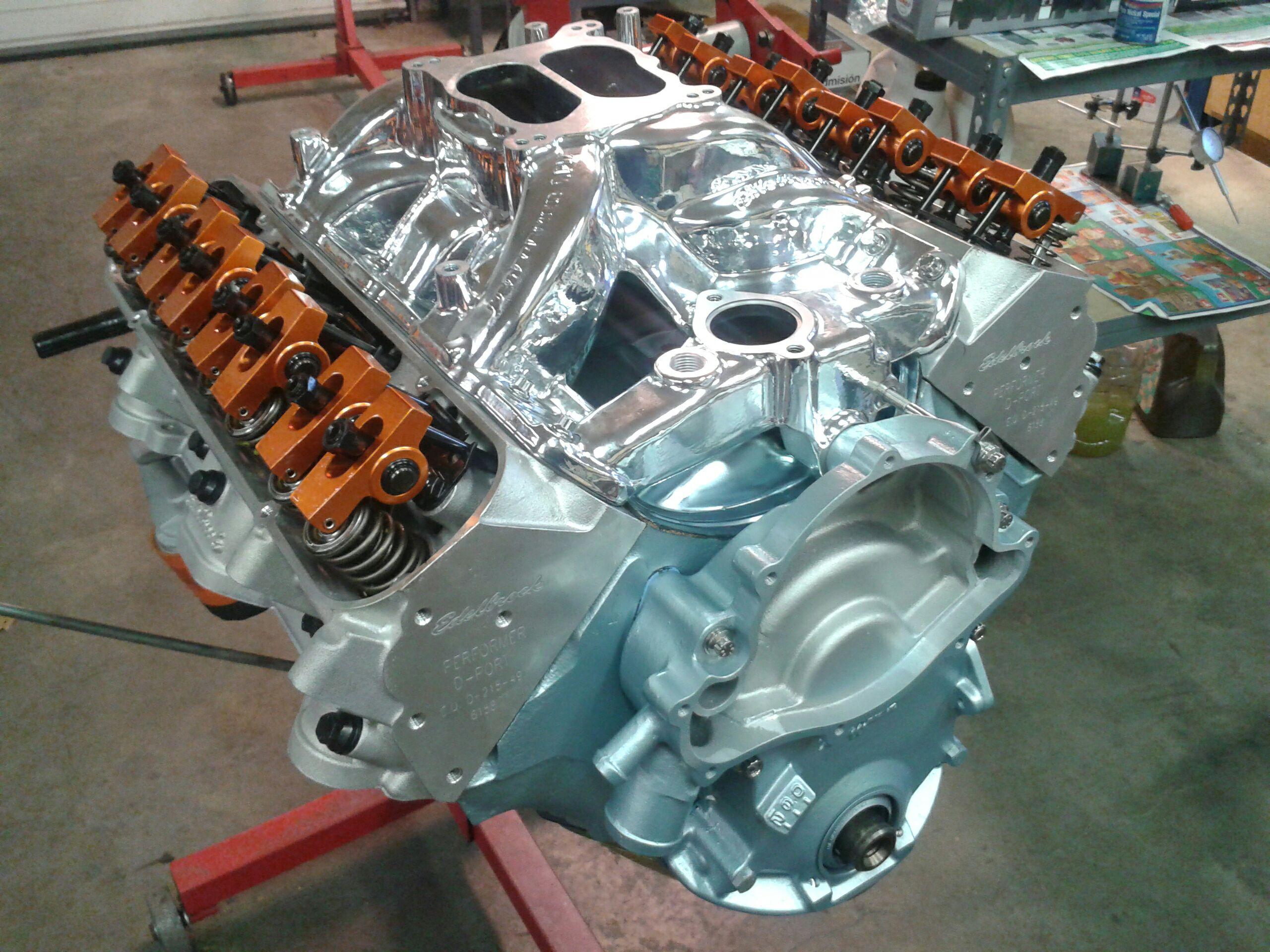 Is the Pontiac V8 just a low rpm torque monster? | pontiac crate engines