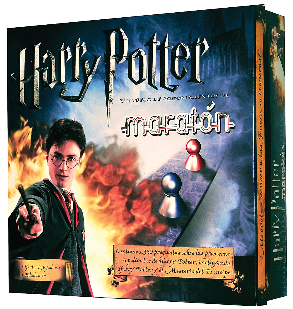 el juego de harry potter 4: