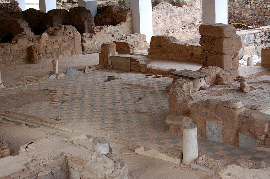 Área arqueológica de la Morería