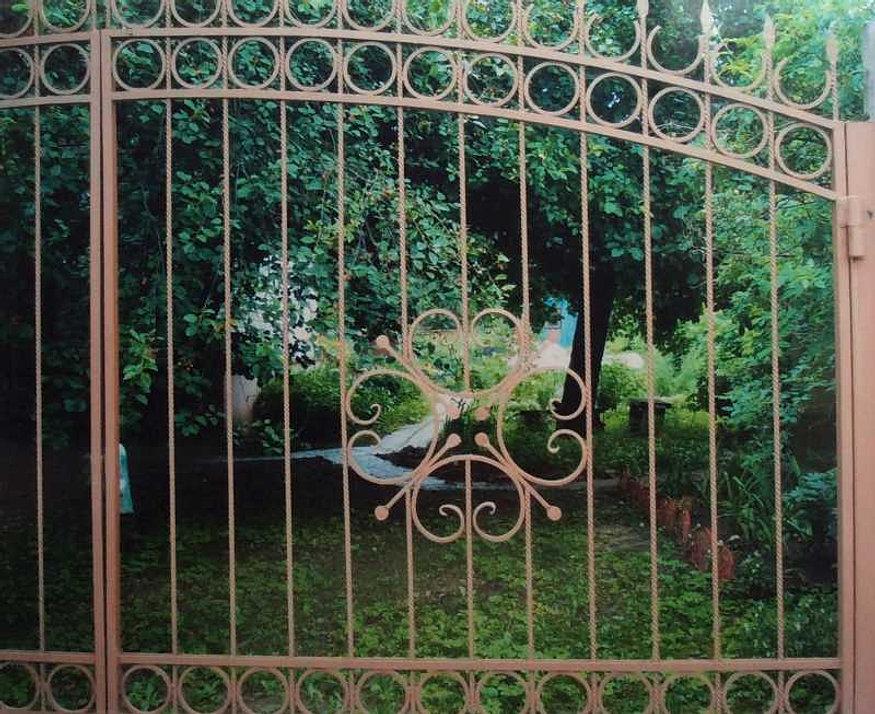 Откатные ворота и калитки в коломне купить электропривод откатных ворот nice цена