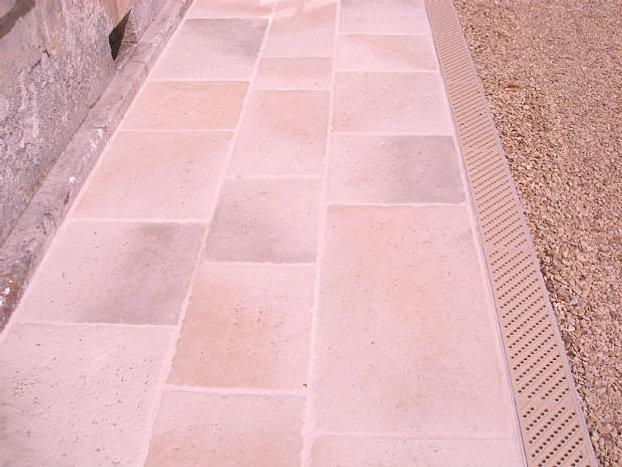Pose de carrelage et pl tre for Carrelage pierre reconstituee