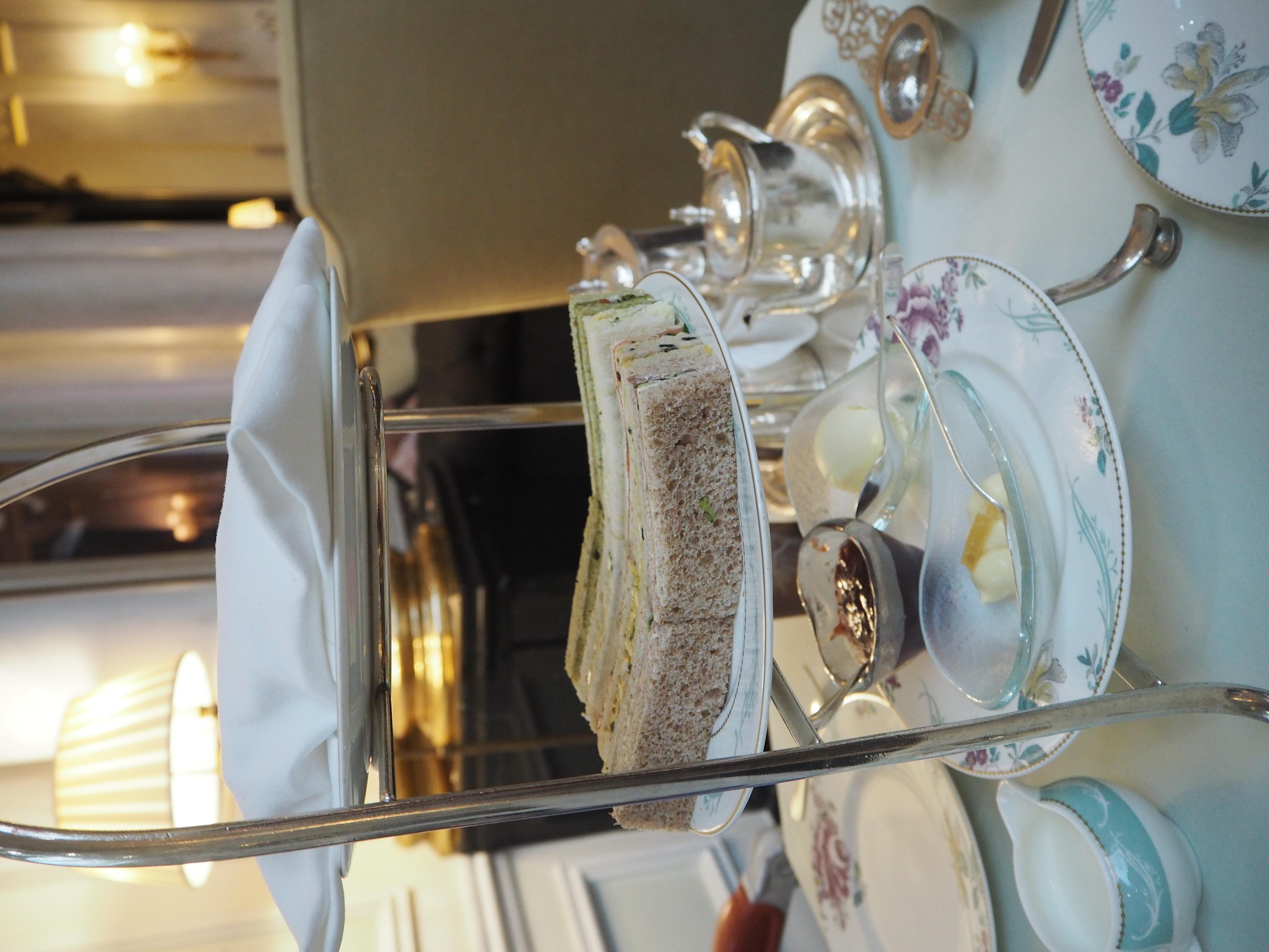savoy hotel london afternoon tea