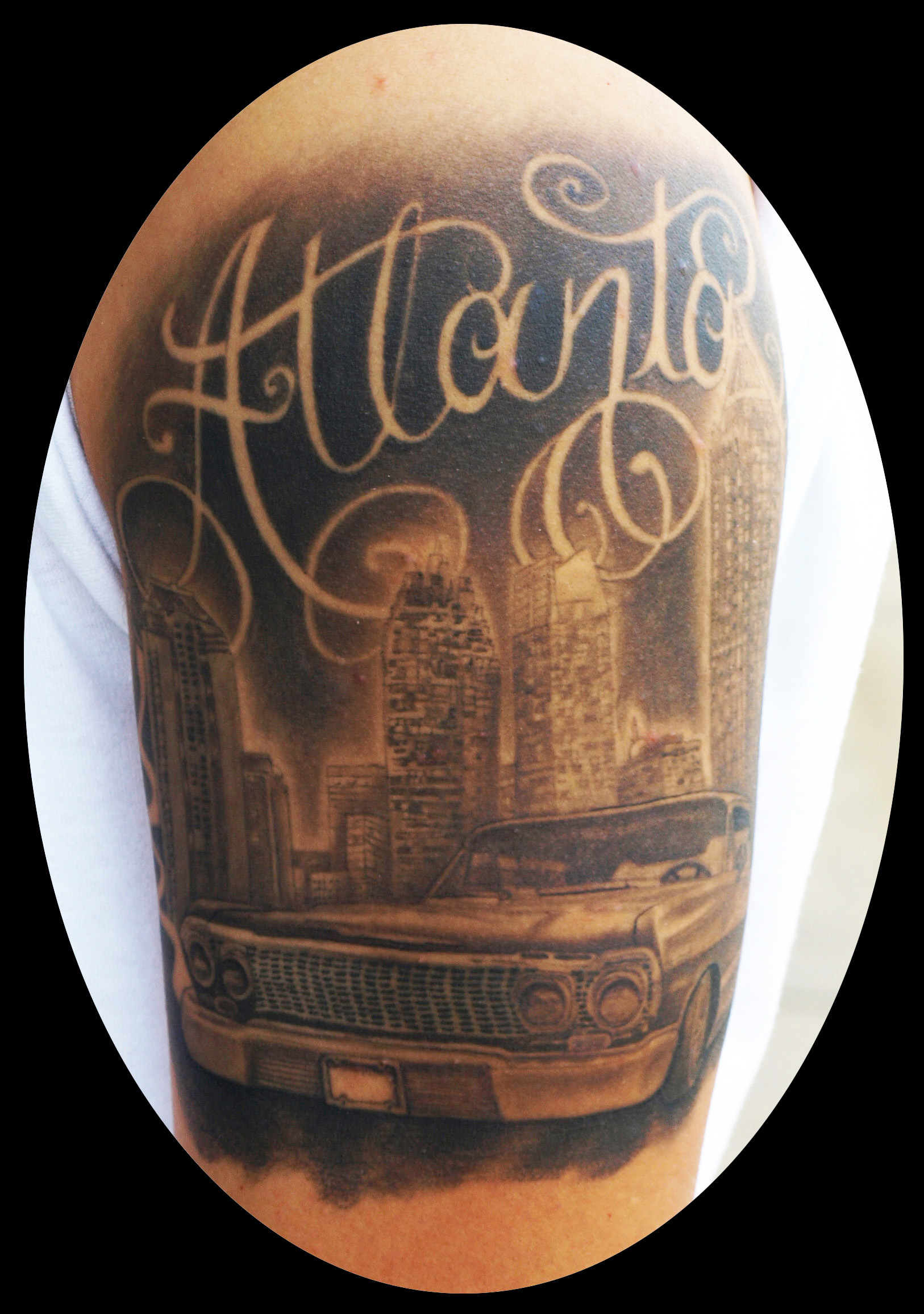 Best tattoo shop in macon georgia cherry street ink and for Best tattoo atlanta