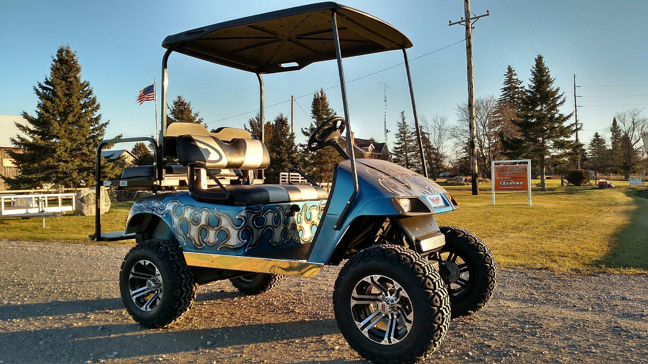 ez go gas golf cart with Dataitem Ilf41ais on 302260040300 together with Platinum Rxv Custom 5995 also Acp Custom California Roadster Golf Cart Cruiser furthermore Golf Cart Portable Propane Heater With Cup Holder likewise Watch.