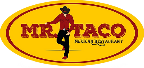 Mr. Taco Mexican Restaurant Logo, Best Mexican Restaurant in Lompoc