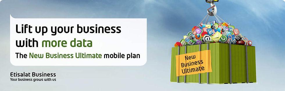 Etisalat internet business plan