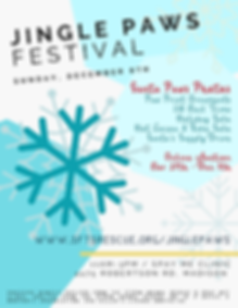 Jingle Paws Festival 2019 FLyer.png
