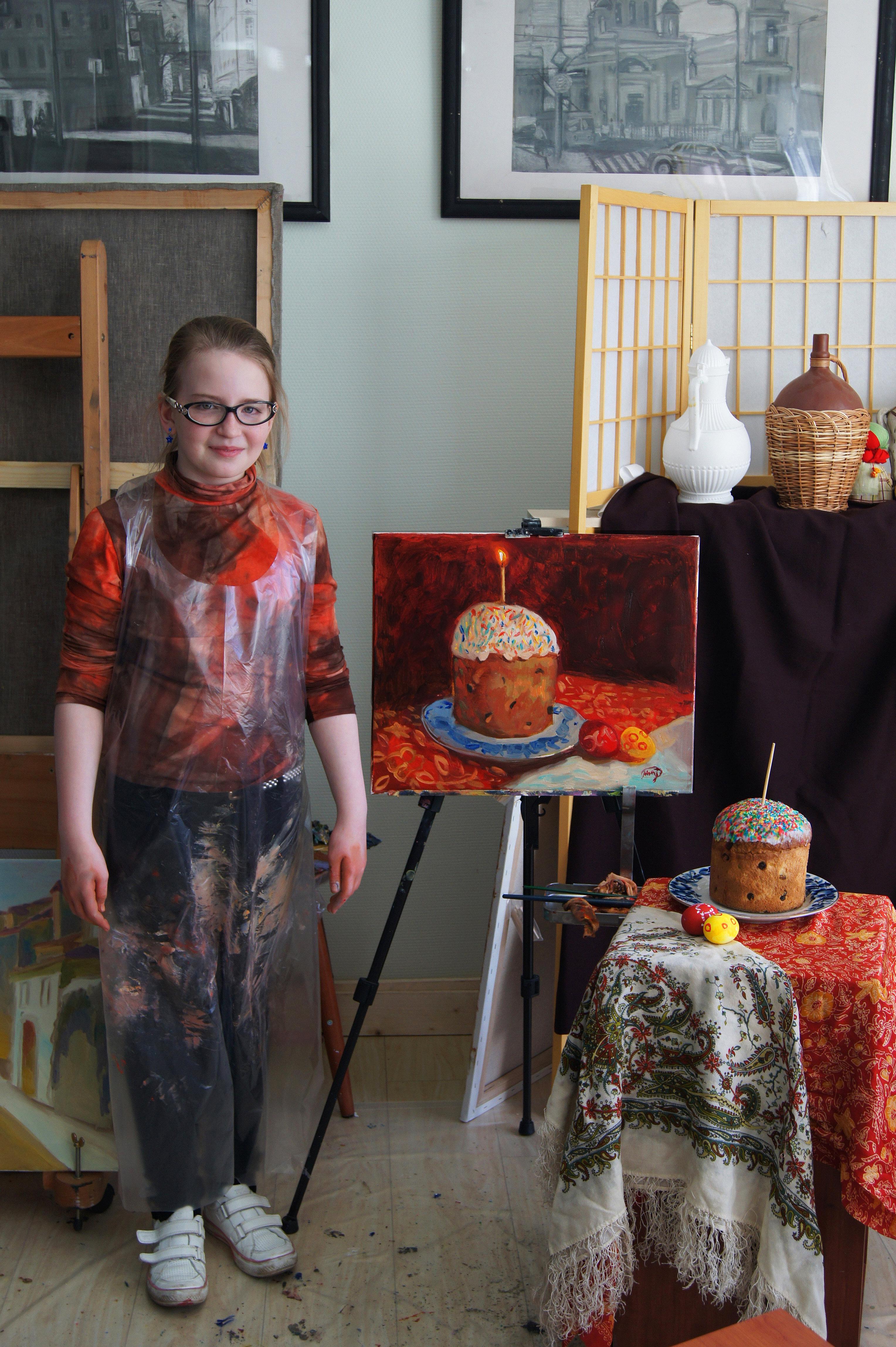 Художественная школа студия рисования для детей и взрослых