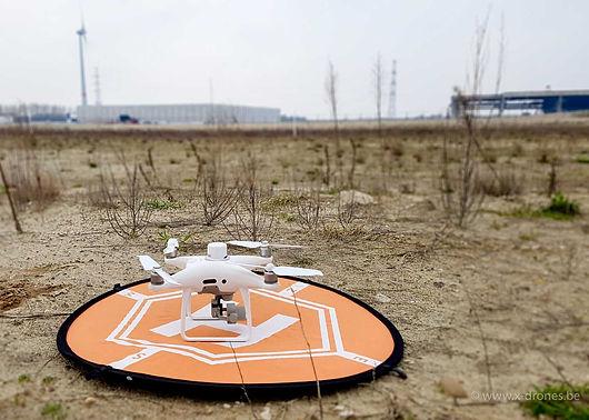 RTK-drone take-off
